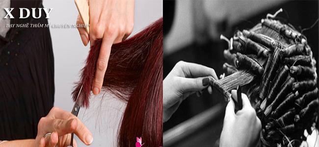 Học cắt uốn tóc Nam Nữ tại Bình Dương