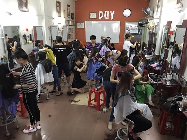 5 lý do bạn nên chọ nghề cắt tóc