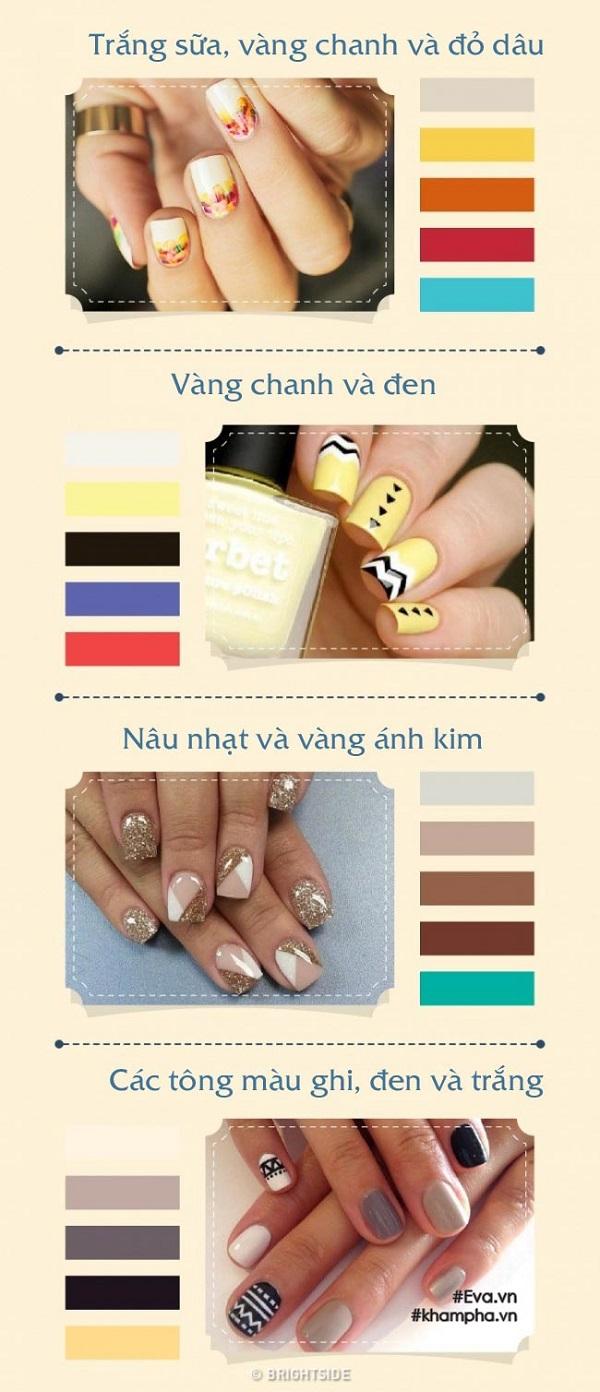 học nail tại bình dương